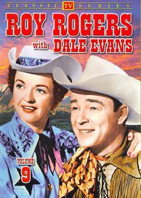 Roy Rogers with Dale Evans Vol 9 - (Region 1 Import DVD)