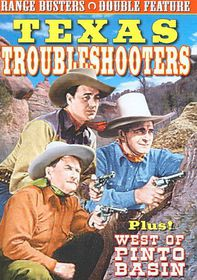 Range Busters:Texas Troubleshooters/W - (Region 1 Import DVD)