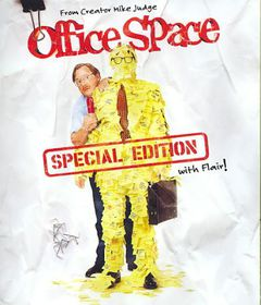 Office Space - (Region A Import Blu-ray Disc)