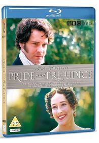 Pride and Prejudice - (Import Blu-ray Disc)