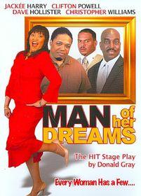 Man of Her Dreams - (Region 1 Import DVD)