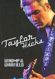 Taylor Hicks Whomp at the Warfield - (Region 1 Import DVD)