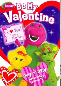 Barney:Be My Valentine - (Region 1 Import DVD)