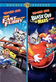 Tom and Jerry Double Feature - (Region 1 Import DVD)