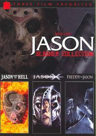 Jason Slasher Collection - (Region 1 Import DVD)