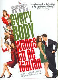 Everybody Wants to Be Italian - (Region 1 Import DVD)