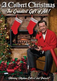 Colbert Christmas:Greatest Gift of All - (Region 1 Import DVD)