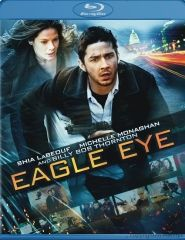 Eagle Eye - (Region 1 Import Blu-ray Disc)