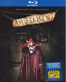 Amusement - (Region A Import Blu-ray Disc)