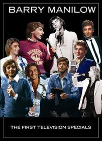 Barry Manilow: The First Television Specials (Box Set) - (Import DVD)