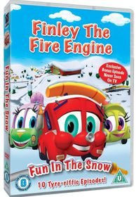 Finley the Fire Engine: Fun in the Snow - (Import DVD)