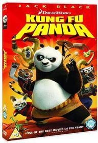 Kung Fu Panda - (Import DVD)