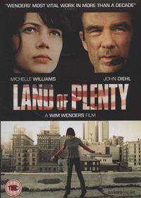 Land of Plenty - (Import DVD)