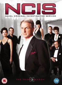 NCIS: Season 3 - (Import DVD)