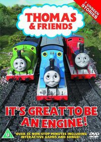 Thomas the Tank Engine and Friends: It's Great to be an Engine - (Import DVD)