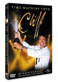 Cliff Richard: 50th Anniversary Time Machine Tour - (Import DVD)