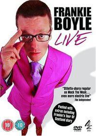 Frankie Boyle: Live - (Import DVD)