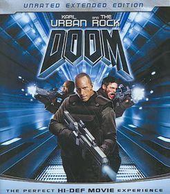 Doom - (Region A Import Blu-ray Disc)