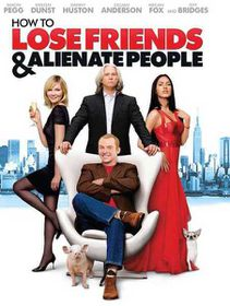 How to Lose Friends & Alienate People (2008)  - (DVD)
