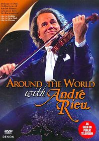 Around the World with Andre Rieu - (Region 1 Import DVD)