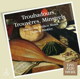 Troubadours/Trouveres - Various Artists (CD)