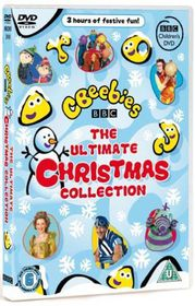 CBeebies: The Ultimate Christmas Collection - (Import DVD)