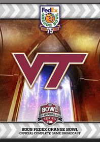 2009 Orange Bowl - (Region 1 Import DVD)