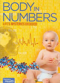 Body in Numbers - (Region 1 Import DVD)