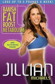 Jillian Michaels:Banish Fat Boost Metabolism- (Region 1 Import DVD)