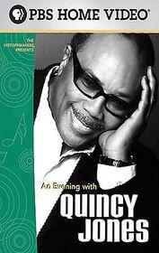 Evening with Quincy Jones - (Region 1 Import DVD)