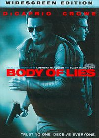 Body of Lies - (Region 1 Import DVD)