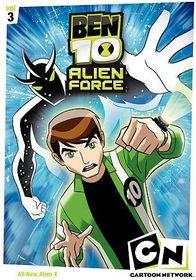 Ben 10 Alien Force:Volume Three - (Region 1 Import DVD)