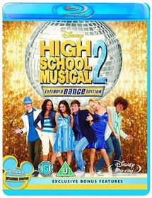 High School Musical 2 (Extended Dance Edition) - (Import Blu-ray Disc)