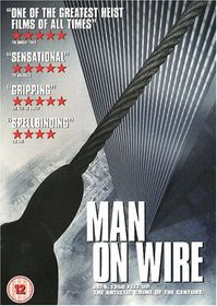 Man On Wire - (Import DVD)