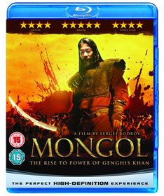 Mongol - (Import Blu-ray Disc)