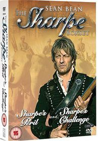 Sharpe's Challenge/Sharpe's Peril - (Import DVD)