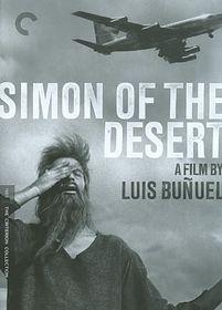 Simon of the Desert - (Region 1 Import DVD)