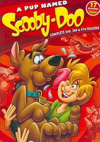 Pup Named Scooby Doo:2nd 3rd and 4th - (Region 1 Import DVD)