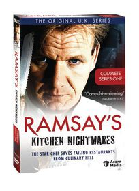 Ramsay's Kitchen Nightmares Series 1 - (Region 1 Import DVD)