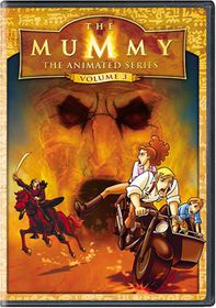 Mummy:Animated Series Vol 3 - (Region 1 Import DVD)
