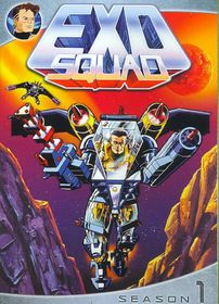 Exosquad:Season 1 - (Region 1 Import DVD)