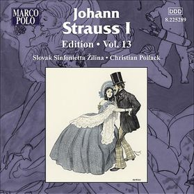 Strauss J: Edition 13 - Edition - Vol.13 (CD)