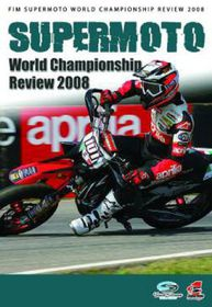 Supermoto World Championship Revie 08 - (Region 1 Import DVD)