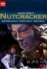 Maurice Bejart's Nutcracker - Various Artists (DVD)