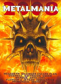 Metalmania 2008 - (Region 1 Import DVD)