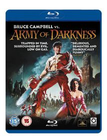 Army of Darkness - The Evil Dead 3 - (Import Blu-ray Disc)