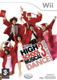 High School Musical 3: Senior Year Dance (Wii)