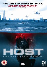The Host - (Import DVD)