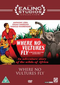 Where No Vultures Fly  - (Import DVD)