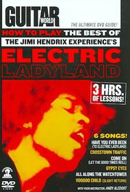 Guitar World: Electric Ladyland - (Region 1 Import DVD)